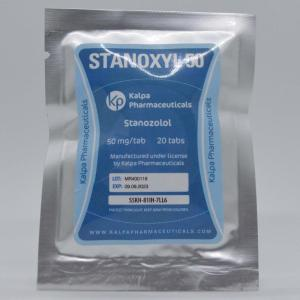 Stanoxyl 50 - Stanozolol - Kalpa Pharmaceuticals LTD, India